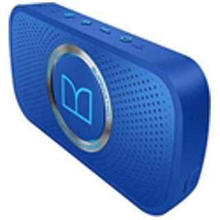 MH SPSTR N-BL ブルートゥース スピーカー ネオンブルー [Bluetooth対応]