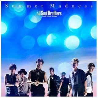 三代目 J Soul Brothers from EXILE TRIBE/Summer Madness 【CD】