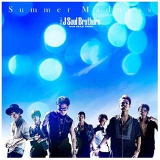 三代目 J Soul Brothers from EXILE TRIBE/Summer Madness(DVD付) 【CD】