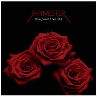 RHYMESTER/Bitter,Sweet & Beautiful 初回限定盤B 【CD】