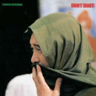 萩原健一/SHANTI SHANTI LIVE 完全限定生産盤 【CD】