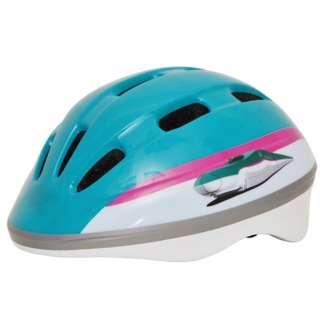 子供用ヘルメット E5系はやぶさヘルメット(はやぶさデザイン/50~56cm) H-001