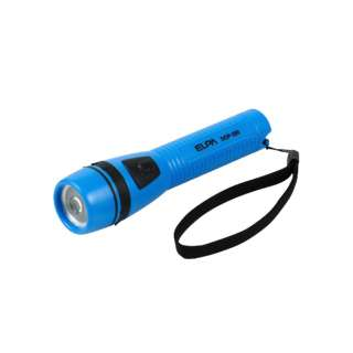 DOP-280-BL 懐中電灯 ブルー [LED /単3乾電池×2 /防水]