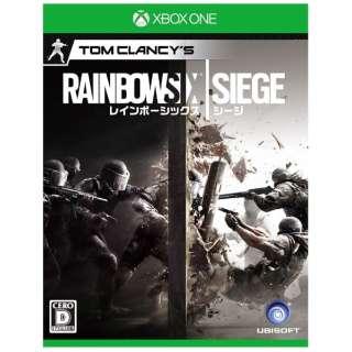 レインボーシックス シージ【Xbox Oneゲームソフト】