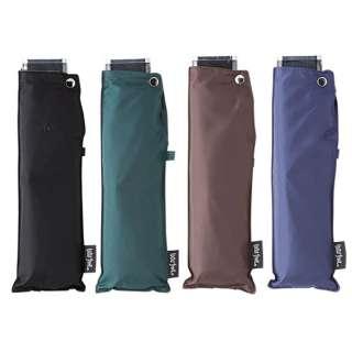 【折りたたみ傘】メンズ折傘 プレミアムポケフラット55cm PGK-3F55-UH(UV加工/超撥水加工) 55cm【色指定不可】