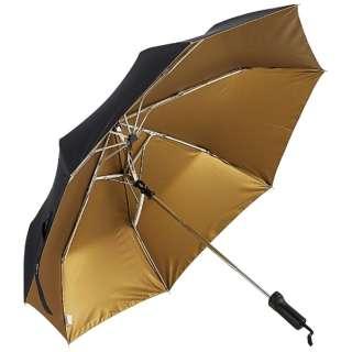 【折りたたみ傘】ユニセックス折傘 バッグに優しい傘 BG-3F55-UH(UV加工) 55cm