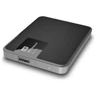 WDBJBS0010BSL-JESN 外付けHDD ブラック [ポータブル型 /1TB]