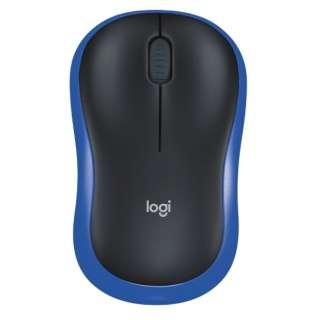 M186BL マウス ブルー  [光学式 /3ボタン /USB /無線(ワイヤレス)]