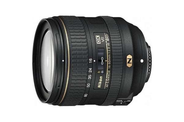 ニコンのカメラレンズおすすめ20選 ニコン AF-S DX NIKKOR 16-80mm f/2.8-4E ED VR