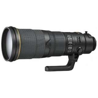 カメラレンズ AF-S NIKKOR 500mm f/4E FL ED VR NIKKOR(ニッコール) ブラック [ニコンF /単焦点レンズ]