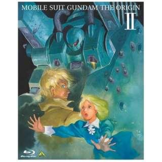機動戦士ガンダム THE ORIGIN II 【ブルーレイ ソフト】