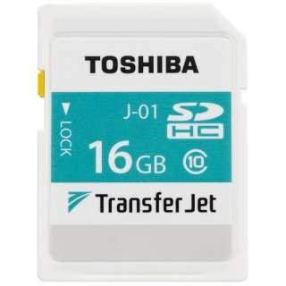 SDHCカード SD-TJA016G [16GB /Class10]
