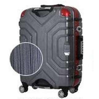 スーツケース 148L ヘアラインBK/RD B5225T-82 [TSAロック搭載]