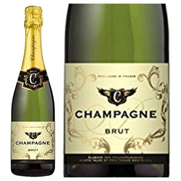 [シャンパン最安値] ポルヴェール・ジャック ブリュット 750ml【シャンパン】