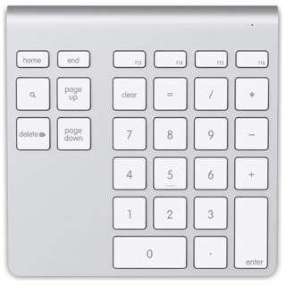 F8T068qeAPL テンキー YourType シルバー [Bluetooth /ワイヤレス]