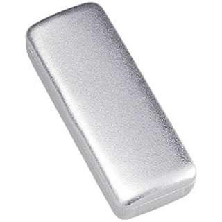 メタルハード メガネケース(シルバー)2292-01