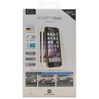 iPhone 6用 SCHOTT Glass PYC-03