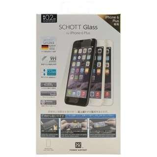 iPhone 6 Plus用 SCHOTT Glass PYK-03