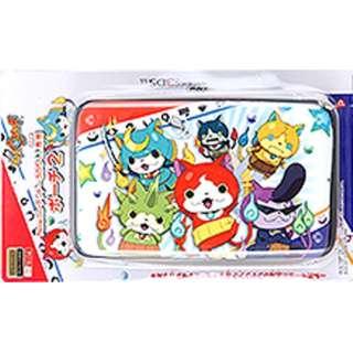 妖怪ウォッチ new NINTENDO 3DS LL専用 ポーチ2 カラフル Ver.【New3DS LL】