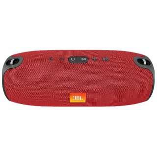 JBLXTREMEREDJN ブルートゥース スピーカー レッド [Bluetooth対応 /防水]