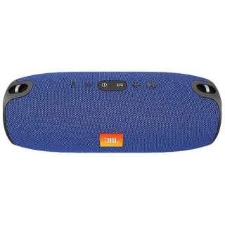 ブルートゥース スピーカー JBLXTREMEBLUJN ブルー [Bluetooth対応 /防水]