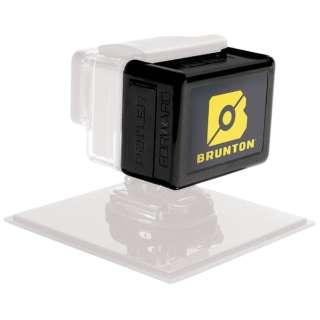 【ALL DAY】GoPro Hero3+用ハウジング専用 大容量外付けバッテリー(ブラック)