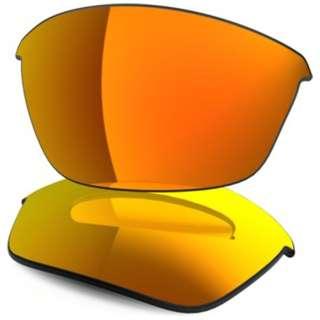 HALF JACKET 2.0 交換レンズ(ファイアイリジウム)43-501