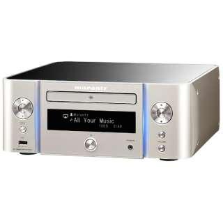 【ハイレゾ音源対応】Bluetooth対応 ネットワークCDレシーバー (シルバー) MCR611/FN【ワイドFM対応】