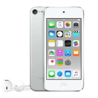 iPod touch 【第6世代 2015年モデル】 64GB シルバー MKHJ2J/A