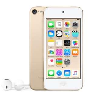 iPod touch 【第6世代 2015年モデル】 64GB ゴールド MKHC2J/A 【台数限定】