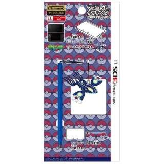 マスコットタッチペン for ニンテンドー3DS LL ゲンシカイオーガ【3DS LL】