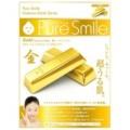 Pure Smile(ピュアスマイル) エッセンスマスク 金 1枚入