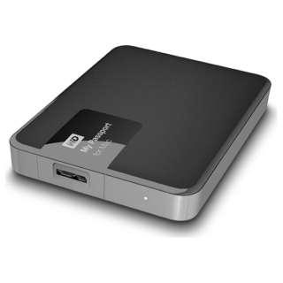 WDBCGL0020BSL-JESN 外付けHDD ブラック [ポータブル型 /2TB]