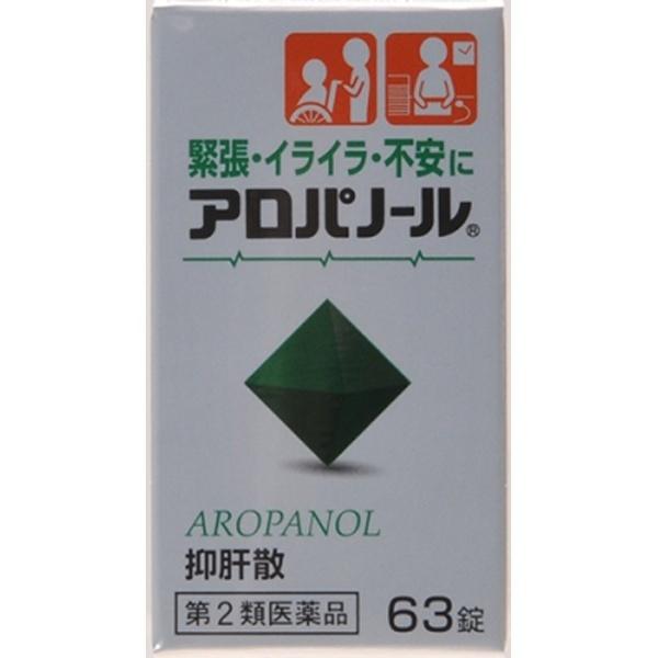 アロパノール 63錠