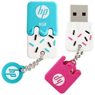 HPFD178P-16 USBメモリ [16GB /USB2.0 /USB TypeA /キャップ式]