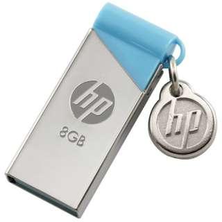 HPFD215B-08 USBメモリ [8GB /USB TypeA /回転式]