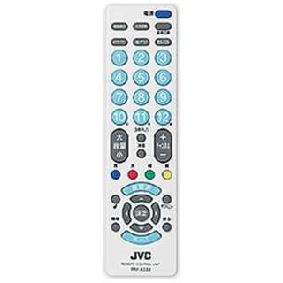 テレビ用リモコン RM-A533-WA(ホワイトブルー)