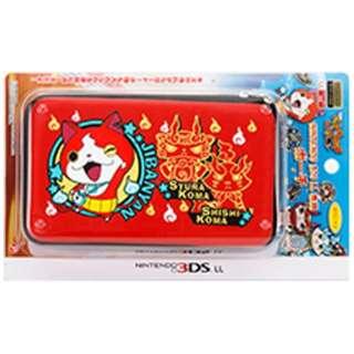 映画妖怪ウォッチ ニンテンドー3DS LL専用ポーチ ジバニャン【3DS LL】