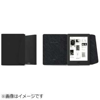 Kobo Glo HD用 専用カバー ブラック N437-AC-BK-E-PU