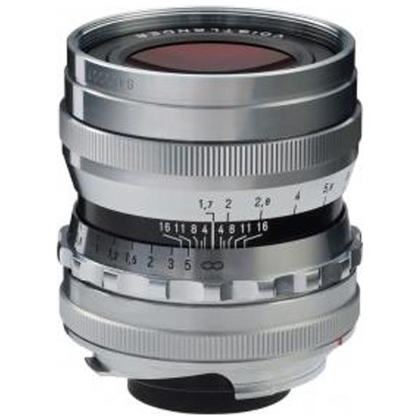 フォクトレンダー ULTRON vintage line 35mm F1.7 Aspherical VM [シルバー]