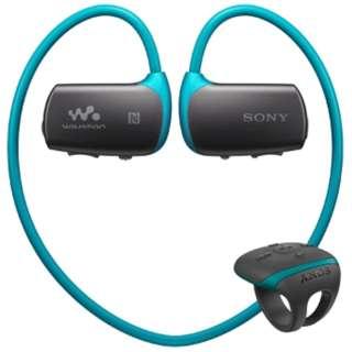 ≪海外仕様≫デジタルオーディオプレーヤー [4GB] NWZ-WS613 LME ブルー