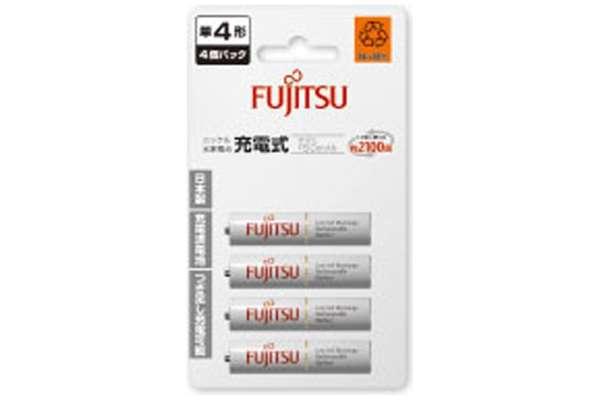 富士通 HR-4UTC 4B(単4形)