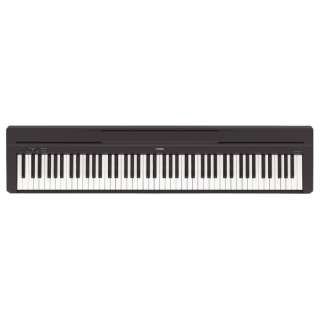 電子ピアノ P-45B ブラック [88鍵盤] 【ステージタイプ】