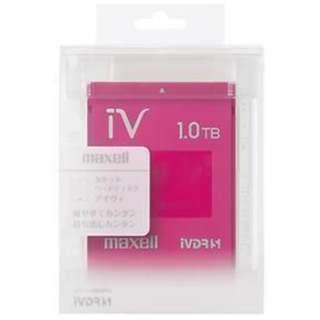 M-VDRS1T.E.MG iV-DR(アイヴィ) カラーシリーズ マゼンタ [1TB /1個]