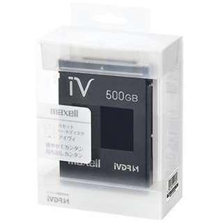M-VDRS500G.E.BK iV-DR(アイヴィ) カラーシリーズ ブラック [500GB /1個]