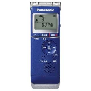 RR-XS360 ICレコーダー ブルー [4GB]
