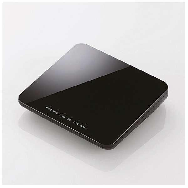 WRH-733GBK wifiルーター WRH-733Gシリーズ ブラック [ac/n/a/g/b]