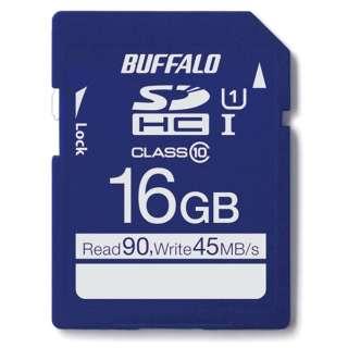 SDHCカード RSDC-U1Hシリーズ RSDC-016GU1H [16GB /Class10]