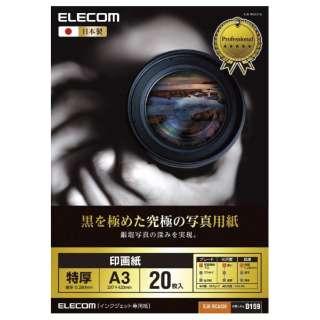 印画紙 [特厚](A3サイズ・20枚) EJK-RCA320