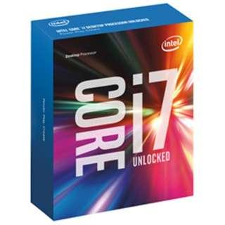 Core i7 - 6700K BOX品 ※CPUクーラー別売り [CPU]